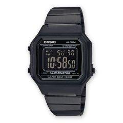 Reloj Casio Vintage edgy B650WB-1BEF unisex negro