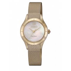 Reloj Citizen acero EM0783-85D Lady 078 zafiro