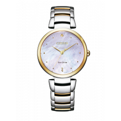 Reloj Citizen acero EM0854-89Y Lady 0530 zafiro