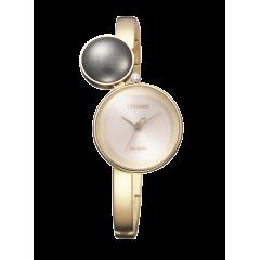 Reloj Citizen acero EW5493-51W ambiluna diamante