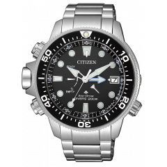 Reloj Citizen BN2031-85E Aqualand eco-drive acero