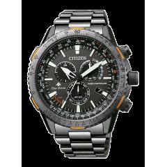 Reloj Citizen Crono Pilot E660 CB5007-51H Eco-Drive hombre