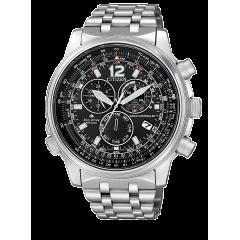 Reloj Citizen Crono Pilot E660 CB5860-86E Eco-Drive hombre