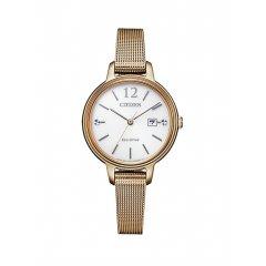 Reloj Citizen Of Collection EW2447-89A SEÑORA 3 AGUJAS Eco-Drive