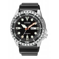 Reloj Citizen Off collection NH8380-15E caucho