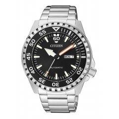 Reloj Citizen Off collection NH8388-81E acero