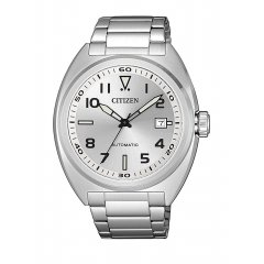 Reloj Citizen Off collection NJ0100-89A acero