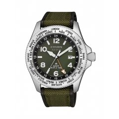 Reloj Citizen Promaster BJ7100-23X GMT Eco-Drive