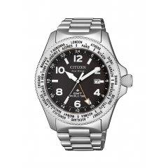Reloj Citizen Promaster BJ7100-82E GMT Eco-Drive
