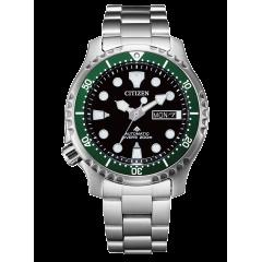 thumbnail Reloj Citizen Off collection NH8388-81E acero
