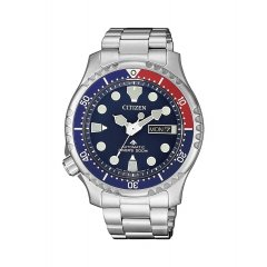 thumbnail Reloj Citizen Off collection NH8389-88L acero