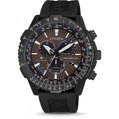 Reloj Citizen Radiocontrol CB5005-13X Crono Pilot E660 Eco-Drive