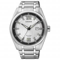Reloj Citizen Super Titanium AW1240-57B Hombre 1240 Eco-Drive