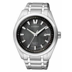 Reloj Citizen Super Titanium AW1240-57E Hombre 1240 Eco-Drive