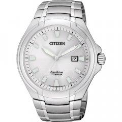 Reloj Citizen Super Titanium BM7430-89A Hombre 7430 Eco-Drive