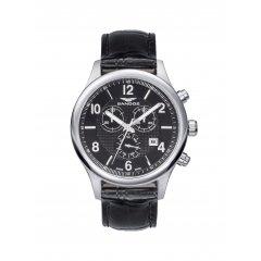 Reloj Cronógrafo Sandoz ELEGANT 81369-55 hombre acero