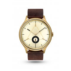Reloj CRONOMETRIC ARCHITECT CM01WL17 hombre dorado
