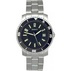 Reloj DKNY NY1038 Hombre Negro Armis Cuarzo