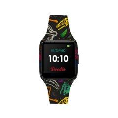 thumbnail Reloj Doodle Smartwatch DOSW006 unisex silicona