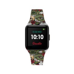 Reloj Doodle Smartwatch DOSW004 unisex silicona
