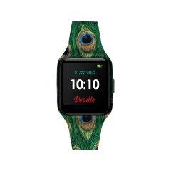 Reloj Doodle Smartwatch DOSW006 unisex silicona