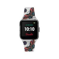 Reloj Doodle Smartwatch DOSW007 unisex silicona