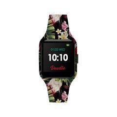 thumbnail Reloj Doodle Smartwatch DOSW011 unisex silicona