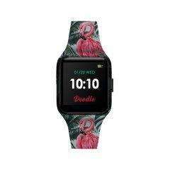 Reloj Doodle Smartwatch DOSW009 unisex silicona