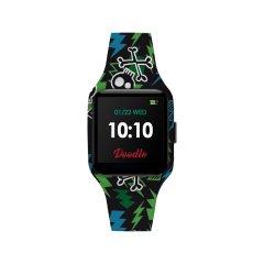 Reloj Doodle Smartwatch DOSW010 unisex silicona