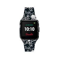 Reloj Doodle Smartwatch DOSW011 unisex silicona