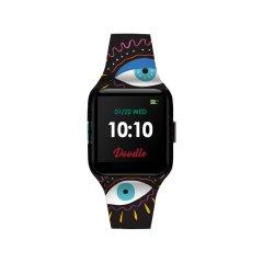 Reloj Doodle Smartwatch DOSW012 unisex silicona