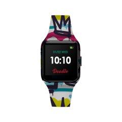 Reloj Doodle Smartwatch DOSW013 unisex silicona