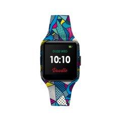 Reloj Doodle Smartwatch DOSW014 unisex silicona
