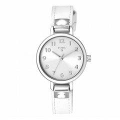 Reloj Dream TOUS 900350195 niña acero piel blanca