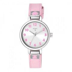 Reloj Dream TOUS 900350205 niña acero piel rosa