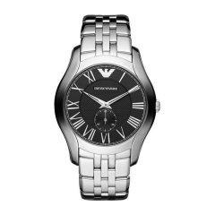 b57692a7ada4 Reloj Emporio Armani AR0272 Hombre Negro Rectangular Cuarzo ...