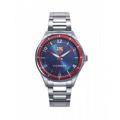 Reloj FC. Barcelona Viceroy 471268-35 niño acero rojo y azul