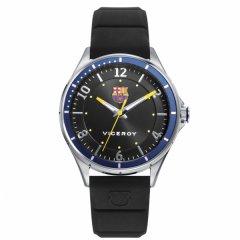 Reloj FC. Barcelona Viceroy 471270-55 niño acero negro