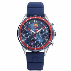 Reloj FC. Barcelona Viceroy 471274-35 niño acero azul