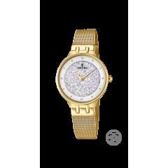 Reloj Festina MADEMOISELLE F20386/1 mujer dorado acero