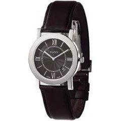 Reloj Gucci 15230 unisex negro Piel