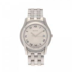 Reloj Gucci 5500 YA055212 Hombre Acero Plateado