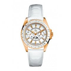 Reloj Guess Collection 41006M1 Mujer Blanco Cuarzo Analógico