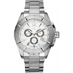 Reloj Guess Collection X53001G1S Hombre Blanco Armis Cronógrafo