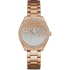 Reloj Guess GLITTER GIRL W0987L3 Mujer Acero Rosé