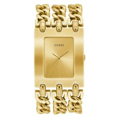 Reloj Guess HEAVY METAL W1274L2 Mujer Acero Dorado