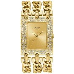 Reloj Guess HEAVY METAL W1275L2 Mujer Acero Dorado