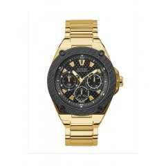 Reloj Guess LEGACY W1305G2 Hombre Acero Dorado