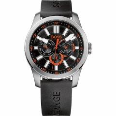 Reloj HUGO BOSS Orange 1512933 Hombre Silicona Plateado