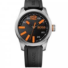 thumbnail Reloj HUGO BOSS Orange 1512933 Hombre Silicona Plateado